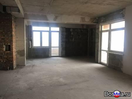 Продажа видовой квартиры 95 м2 в центре Ялты