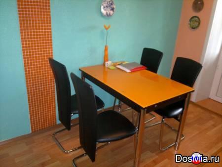 Сдается 1-к квартира на ул. Ленина, д. 144 на длительный или короткий срок.