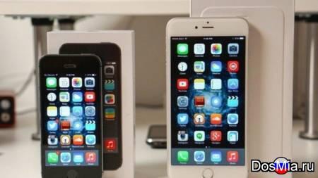 Новые запечатанные iPhone 4s, 5s, 6, 6s, 7, 8, Х.