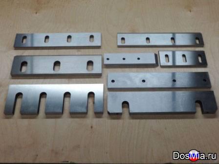 Шлифовка ножей для дробилок