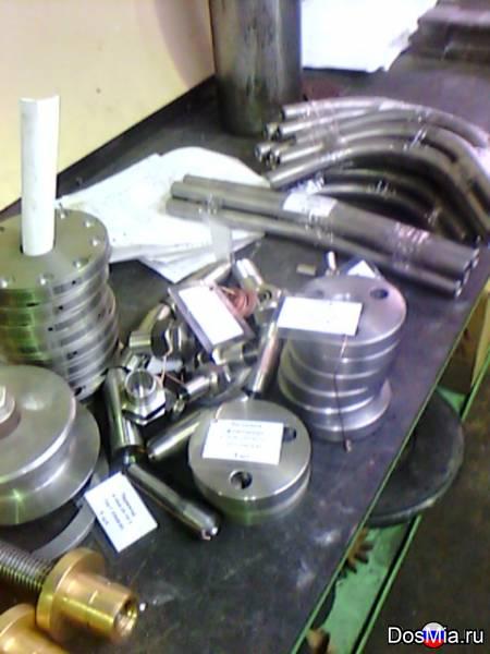 Производство деталей трубопроводов по ГОСТ 22790-89, ГОСТ Р55599-2013.