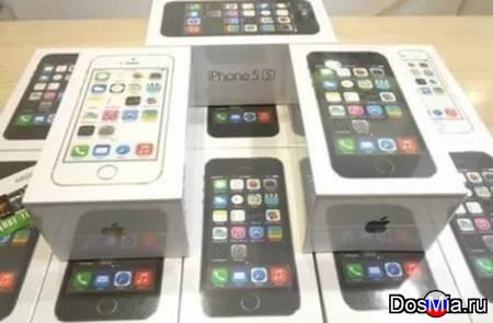 Новые запечатанные iPhone