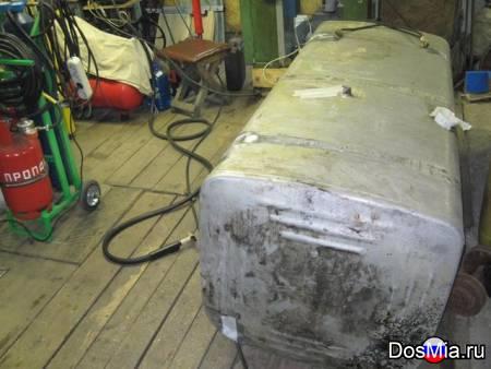 Ремонт топливных баков, ремонт бензобаков.