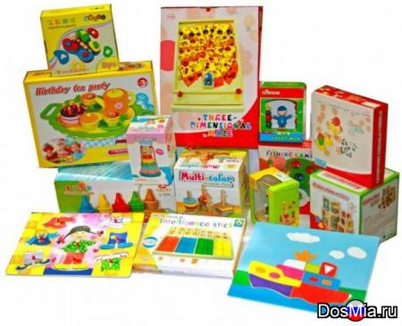 Детские игрушки, развивающие игры.