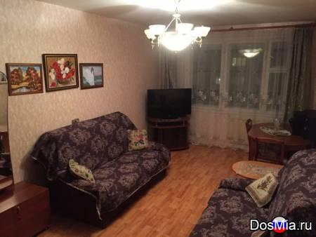 Продаётся 3-х комнатная квартира 83 м2.