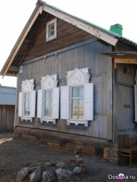 Деревенский домик, гостевой дом в п. Большое Голоустное на Байкале.