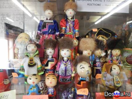 Байкальские сувениры, подарки, изделия местных мастеров.