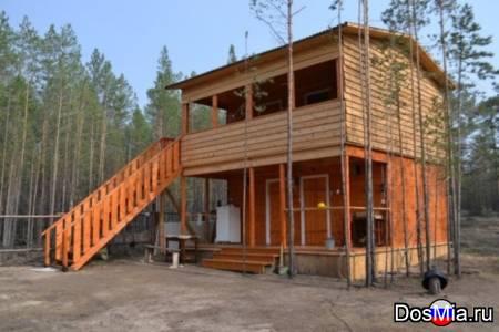 Хужир, гостевой дом. Отдых на острове Ольхон на Байкале.
