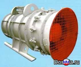 Вентилятор ВМЭ-5, ВМЭ-6.