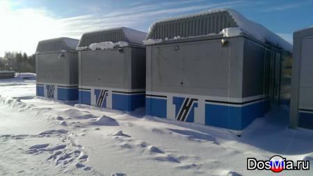 ДКС дожимная компрессорная станция