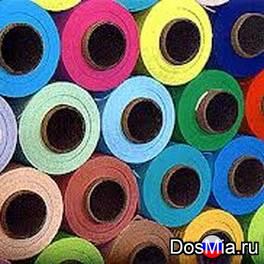 Ткани тентовые различной плотности
