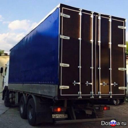 Каркас, ворота на грузовик.