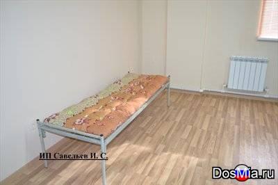 Кровать металлическая от производителя