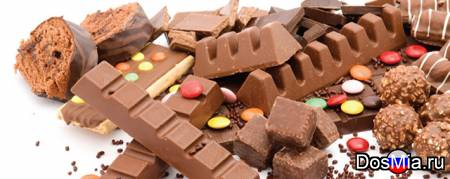 Оптовая торговля шоколадом и сахаристыми кондитерскими изделиями