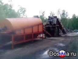 Переработка битумных отходов