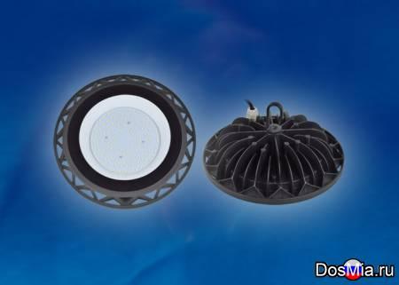 Светильник подвесной промышленный 100W/DW IP65 Black