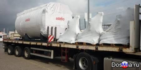 Продажа промышленных паровых котлов Astebo