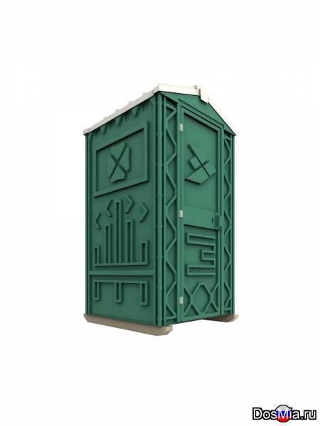 Новая туалетная кабина Ecostyle