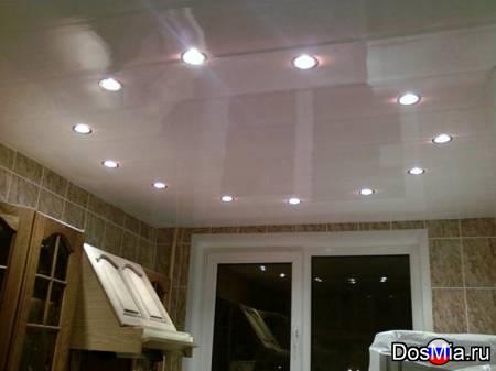 Подвесной потолок сделайте вашу кухню лучше