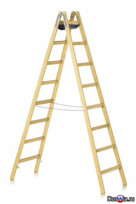 Деревянные лестницы и стремянки (производство Германии)