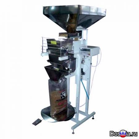 Дозатор Д 03 сер.138-50 (ковшовый) для сыпучих продуктов.