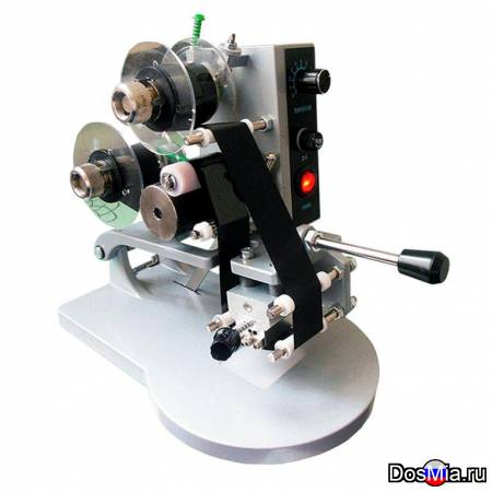 Датер с термолентой DY-8 ручной