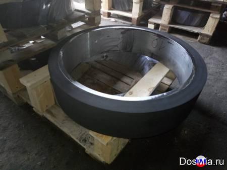 Гуммирование колес резиной и полиуретаном