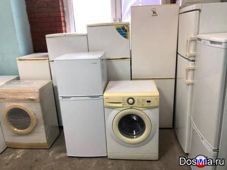 Холодильники б/у в отличном рабочем состоянии с гарантией