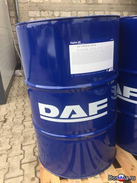 Масло полусинтетическое DAF Xtreme LD 10W40