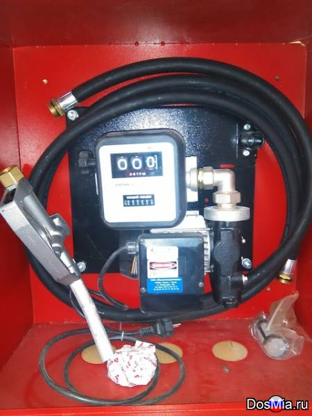 Продам топливораздаточную колонку для дизельного топлива (1 шт.).