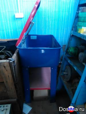 Ванна для шиномонтажа Ferrum 21.1-5015 (синий) (1 шт.).