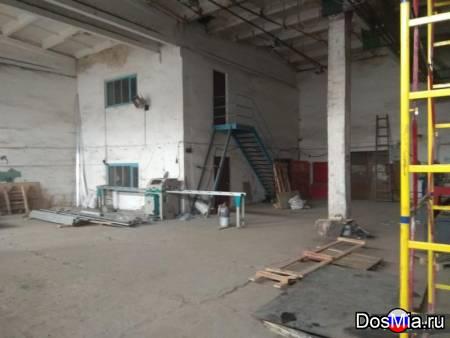 Производственное помещение от 250 до 850 м2