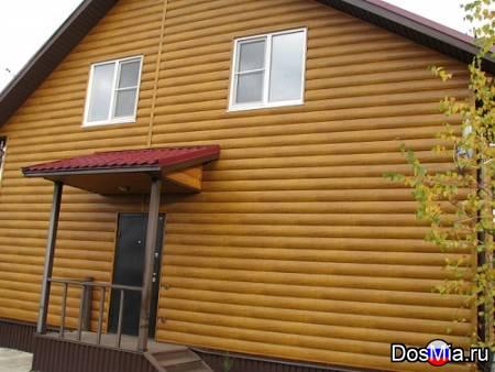 На длительный срок сдается 2-э деревянный дом 112 м2, г. Красногорск.