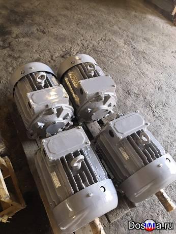Крановый двигатель МТН 512-6