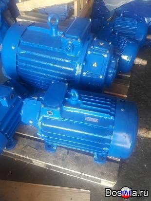 Крановый двигатель МТКF 311-8