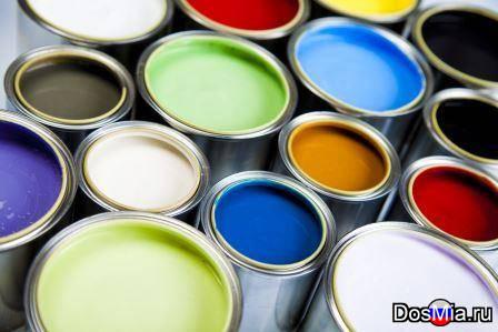 Оптовая торговля красками и лакокрасочными материалами