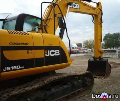 Запасные части экскаватора JCB JS130