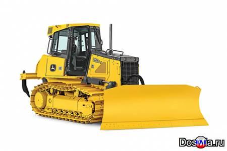 Запасные части бульдозеров John Deere 750J