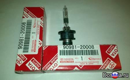 Ксеноновые лампы D2R, Toyota 90981-20008, 90981-yzzcb.