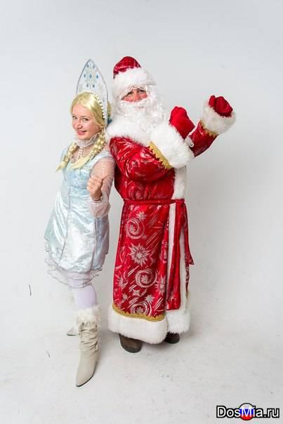 Дед Мороз и Снегурочка на дом, в школу, в кафе, в торговый центр.