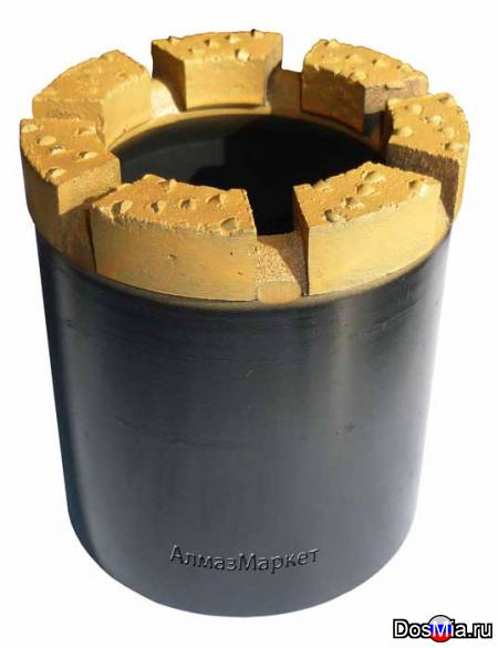 Алмазные буровые коронки (ССК/TSD) 07КС