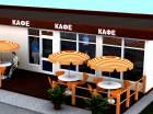 Аренда помещения под кафе 75 м2, есть летняя терраса 100 м2.