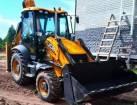 Аренда услуги трактора экскаватора-погрузчика в Раменском районе