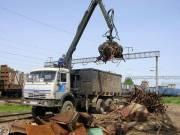 Вывоз металлолома и прием лома, демонтаж в Москве и области.
