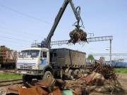 Вывоз металлолома и прием лома, демонтаж лома в Москве и МО.